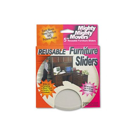 MASTER CASTER COMPANY Mighty Mighty Movers Furniture Sliders 48Pack Adorable Master Design Furniture Company