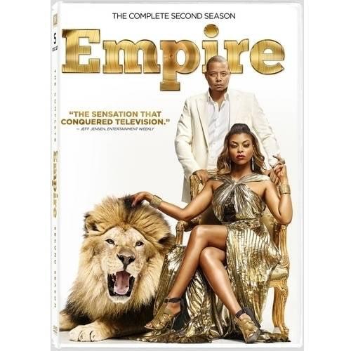 Empire: The Complete Second Season by Twentieth Century Fox