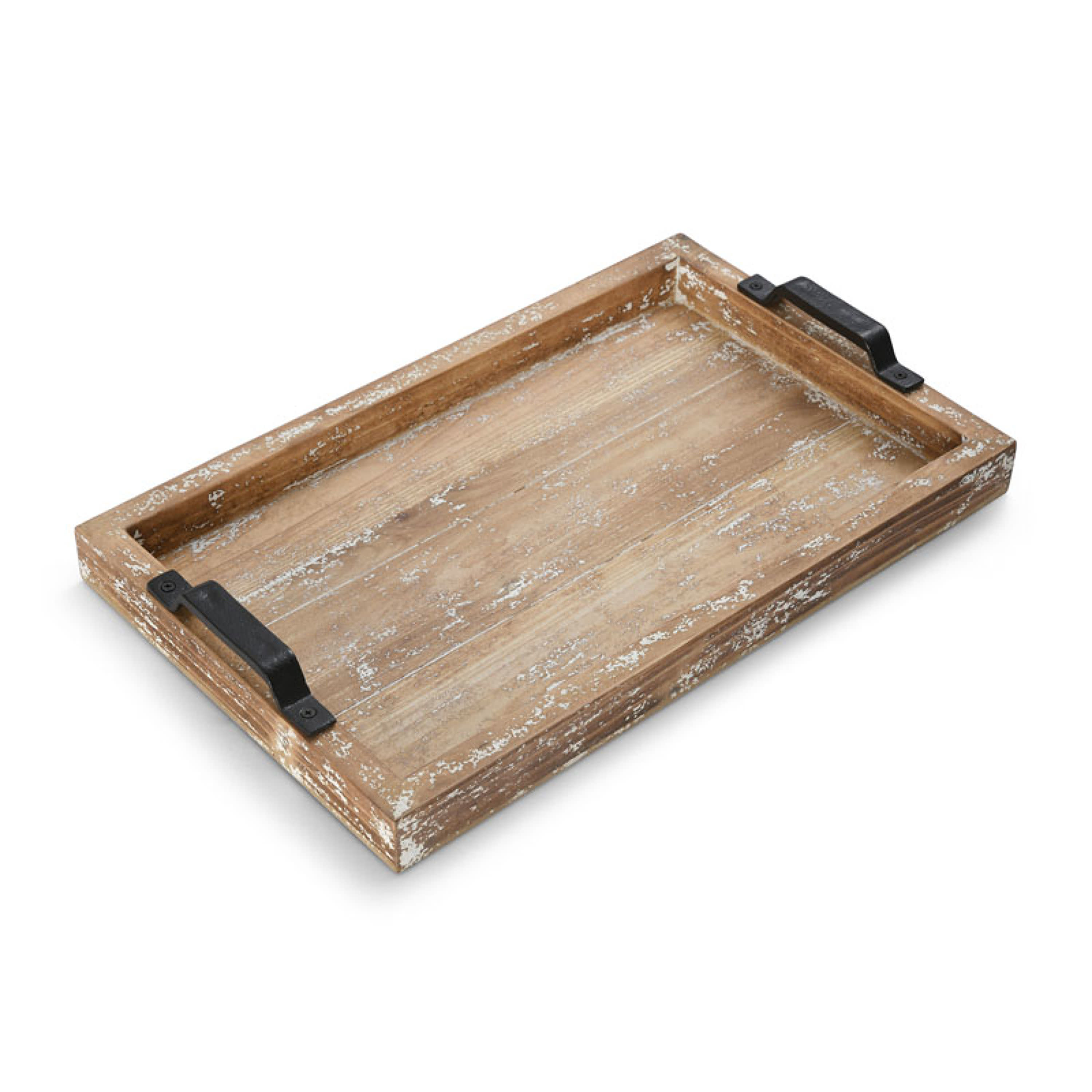 Wood Tray other colors available White