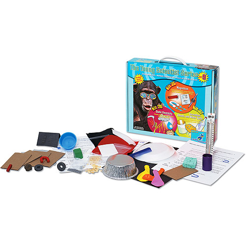 The Young Scientists Series - Science Experiments Kit - Set #9