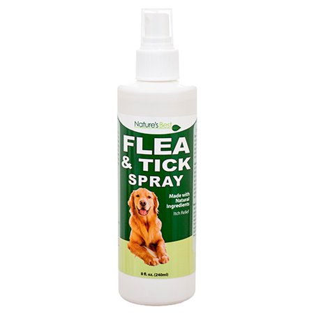New 365275  Natures Best Pet Flea & Tick Spray 8 Oz (12-Pack) Accessories Cheap Wholesale Discount Bulk Pets