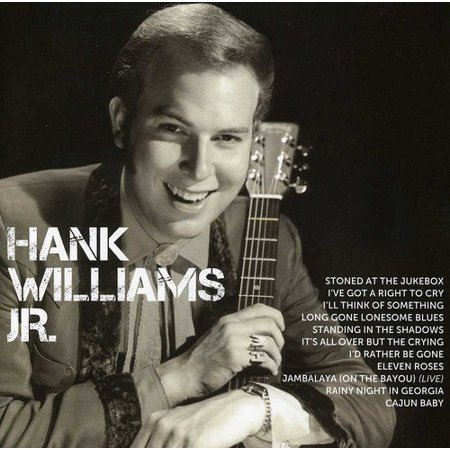 Hank Williams Jr. - Icon Series: Hank Williams Jr. (CD)