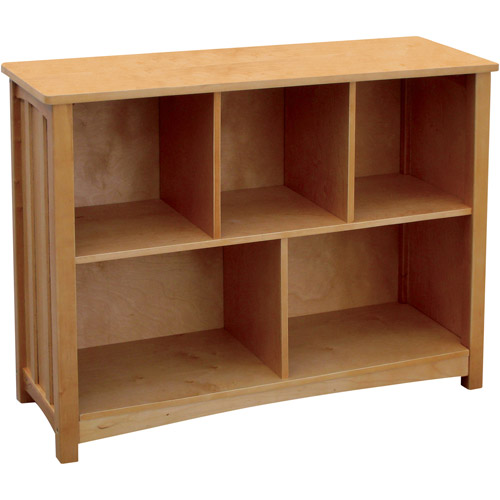 Guidecraft Bookshelf, Classic Mission