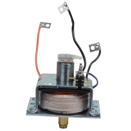 NEW BOSCH STYLE 6 TERMINAL 12V SOLENOID FITS 1170054 1170056 1170739 1320738 2918433 ()
