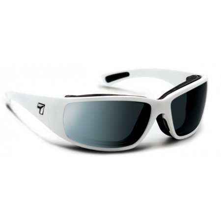 88e23fadd2 7 Eye Taku Plus  SharpView Sunglasses Polarized Gray Lens
