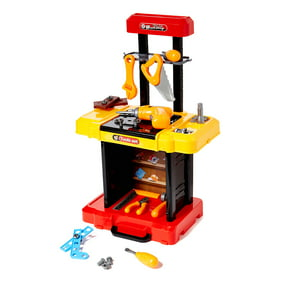 Stupendous American Plastic Toys My Very Own Tool Bench Machost Co Dining Chair Design Ideas Machostcouk