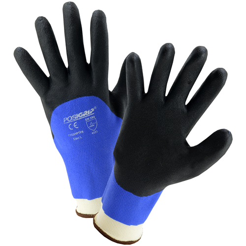 2XLarge Double Dipped Water Resistant Glove Dozen