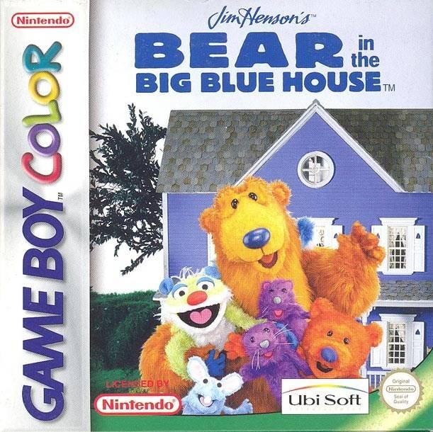 Jim Henson''s Bear in the Big Blue House GBC