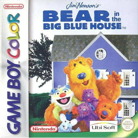 Jim Henson's Bear in the Big Blue House GBC