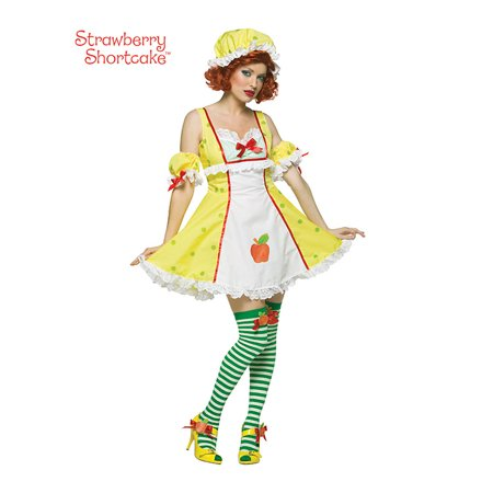 Adult Apple Dumpling Costume Rasta Imposta 4267 - Adult Apple Costume