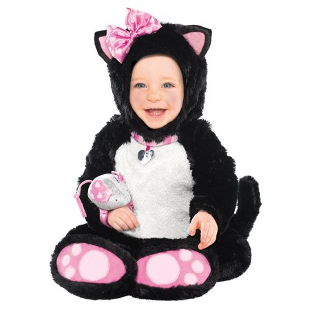 Itty Bitty Kitty Baby Infant Costume - Baby 6-12