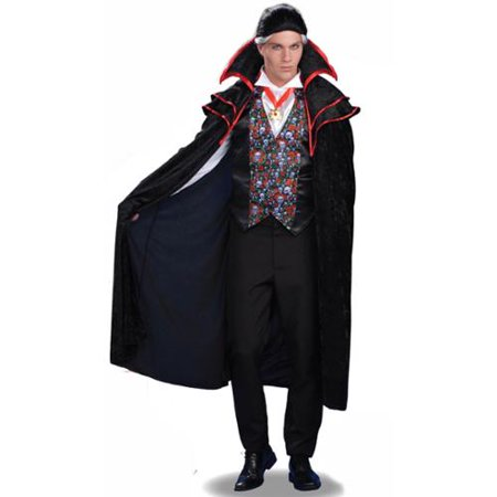 Baron Von Blood Vampire Costume Adult for $<!---->