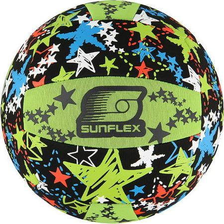Glow Beach Ball, Size 3 (Black Beach Ball)
