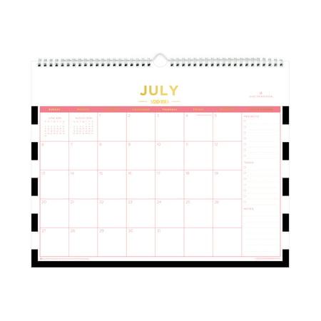 Blue Sky 15 Quot X 12 Quot Wall Calendar July 2019 June 2020