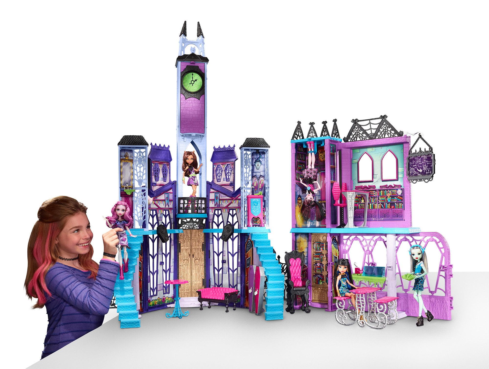 Monster High Deluxe High School by Mattel