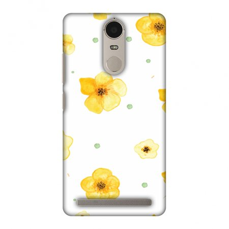 wholesale dealer 30f1b 4f7b6 Lenovo Vibe K5 Note Case, Lenovo K5 Note Case - Lilies, Hard Plastic Back  Cover. Slim Profile Cute Printed Designer Snap on Case with Screen Cleaning  ...