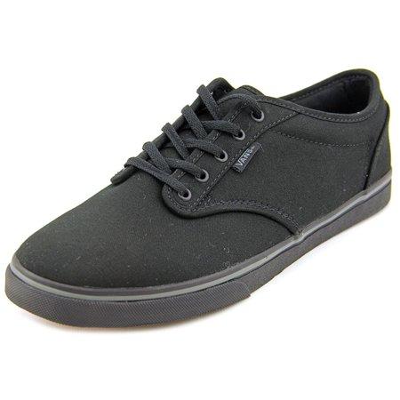 e3fb7e769b3 Vans Atwood Low Round Toe Canvas Skate Shoe - Walmart.com