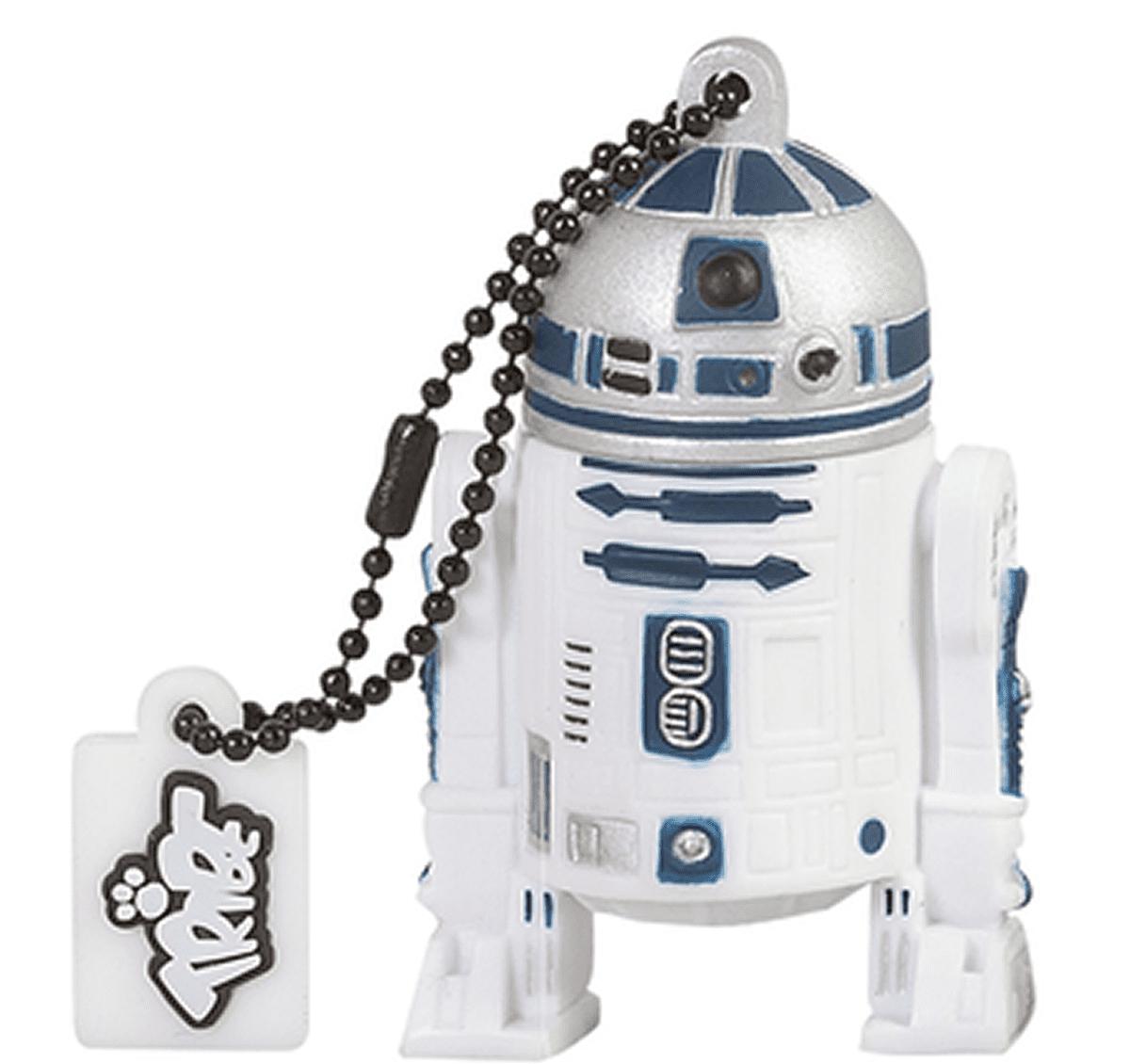 16GB Star Wars R2-D2 USB Flash Drive