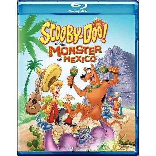 Scooby-Doo And The Monster Of Mexico (Blu-ray) (Widescreen)