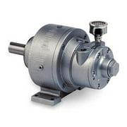 GAST 4AM-RV-127-GR20 Air Gearmotor,1.5 HP,57 cfm,300 rpm