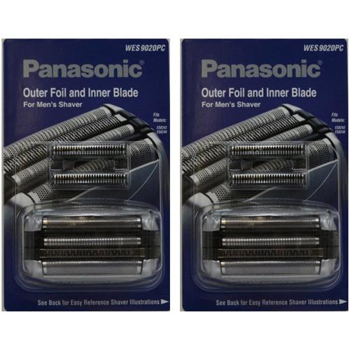 Panasonic WES9020PC Replacement Blade & Foil (2 Pack)