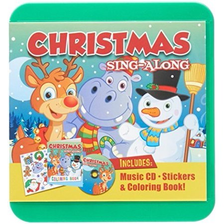 Christmas Sing Along - Halloween Sing Along Cd