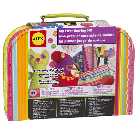 Best ALEX Toys Craft My First Sewing Kit deal