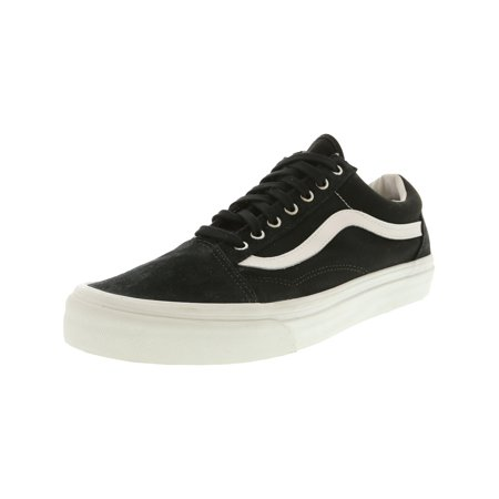 Vans Vans Old Skool Snake Black Blanc Ankle High Leather