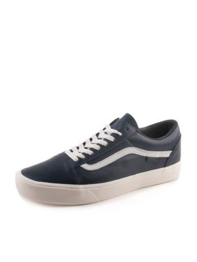 b21ef8f1a9 Product Image Vans Mens Old Skool Lite LX Horween Lapis Blue VN-0A3DPYONE