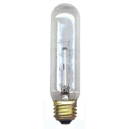 National Artcraft 40 Watt Tubular Light Bulb With A ...