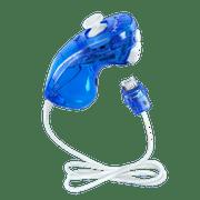 PDP Rock Candy Wii/Wii U Control Stick Controller, Blueberry Boom, 8580B