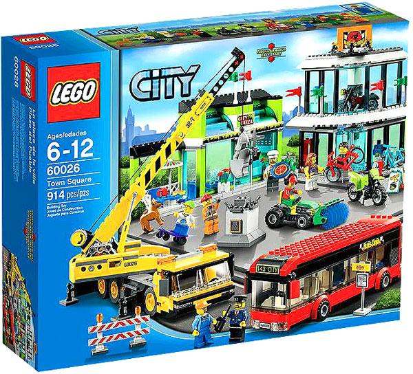 LEGO City Town Square Set #60026