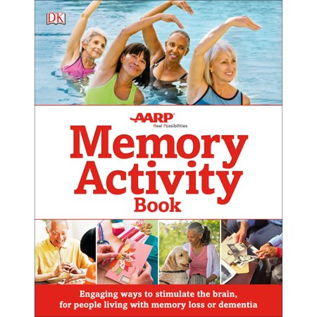 The Memory Activity Book : Engaging Ways to Stimulate the Brain for People Living with Memory Loss or Demen Dementia - Brain Break Activities