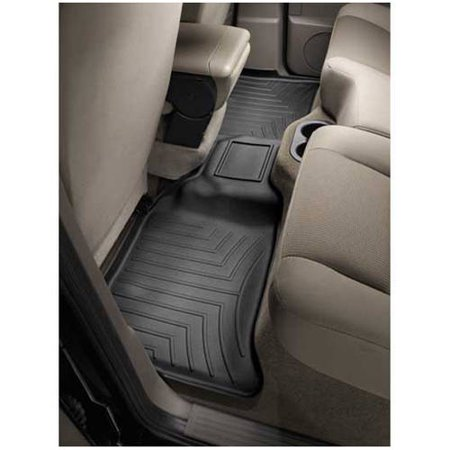 WeatherTech 11+ Ford Explorer Rear FloorLiner - Black