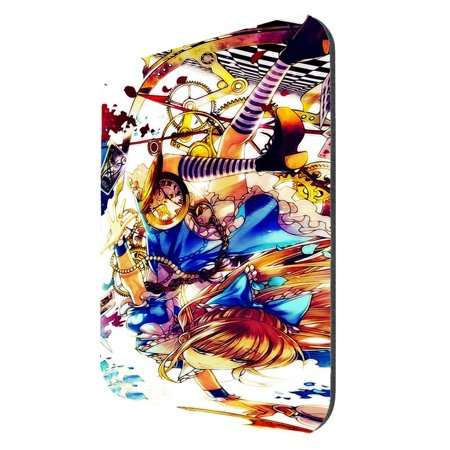 POPCreation Alice in Wonderland Story Time Mouse pads Gaming Mouse Pad 9.84x7.87 inches (Mousepad Alice In Wonderland)