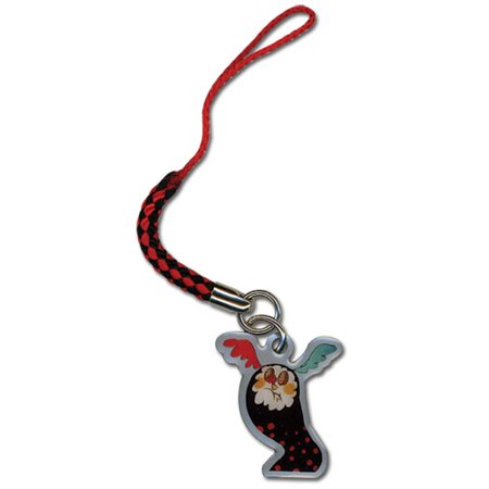 Cell Phone Charm - Puella Magi Madoka Magica - New Charlotte #2 Witch ge17015 - image 1 of 1