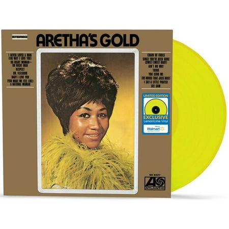 Aretha Franklin - Aretha Gold (Walmart Exclusive) - Vinyl