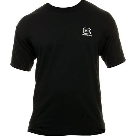 Glock OEM Perfection Short Sleeve, 2XL, Black
