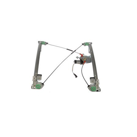 Replacement Front Passenger Side Window Regulator For 01
