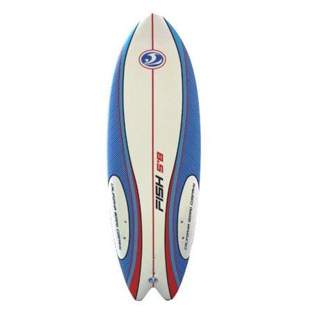 california board company 5 8 fish soft surf board walmart com