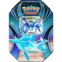 Pokemon Latios EX Power Beyond Fall Collector Tin 2015 Sealed, From USA,Brand Winterberry