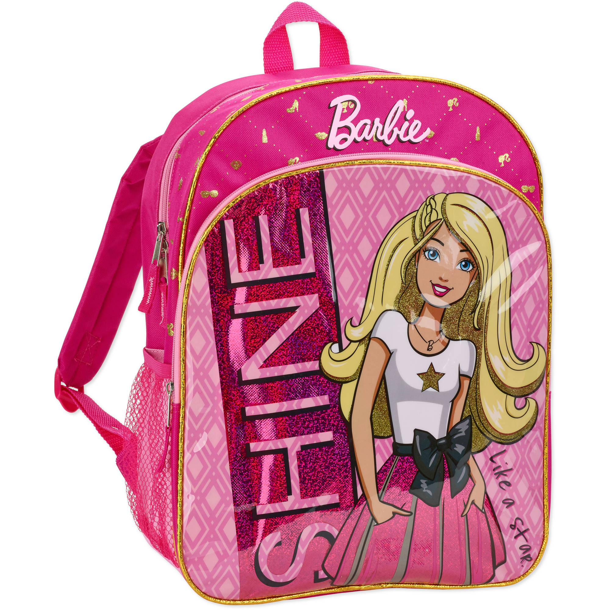 Barbie Star Shine Kids' Backpack