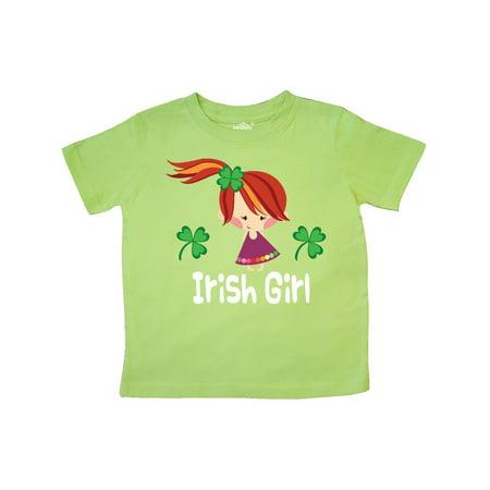 Irish Italian Girl (Irish Girl St Patricks Day Toddler)