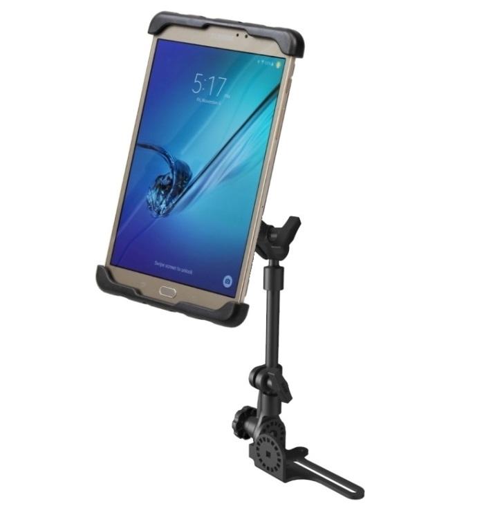 "RAM POD HD Vehicle Car Mount Holder fits 8"" Tablets Samsu..."