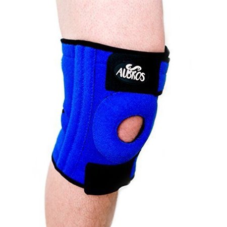 Knee Brace Support with Dual Metal Stabilizers for Meniscus Tear