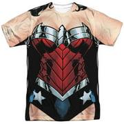 Jla - Wonder 52 - Short Sleeve Shirt - Large