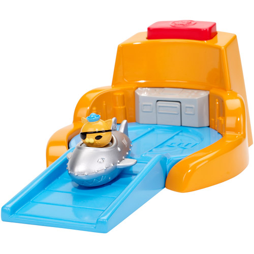 Fisher Price Octonauts Gup Speeders Launcher