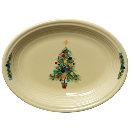 Fiesta®  Medium Oval Serving Platter, 11.5