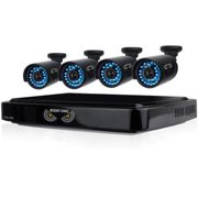 HD720P 4X8CH AHD 1TB HDD 4/720P CAMERAS W/100FT NV 1TB HDD