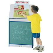 Jonti-Craft Rainbow Accents Big Book Childrens Easel